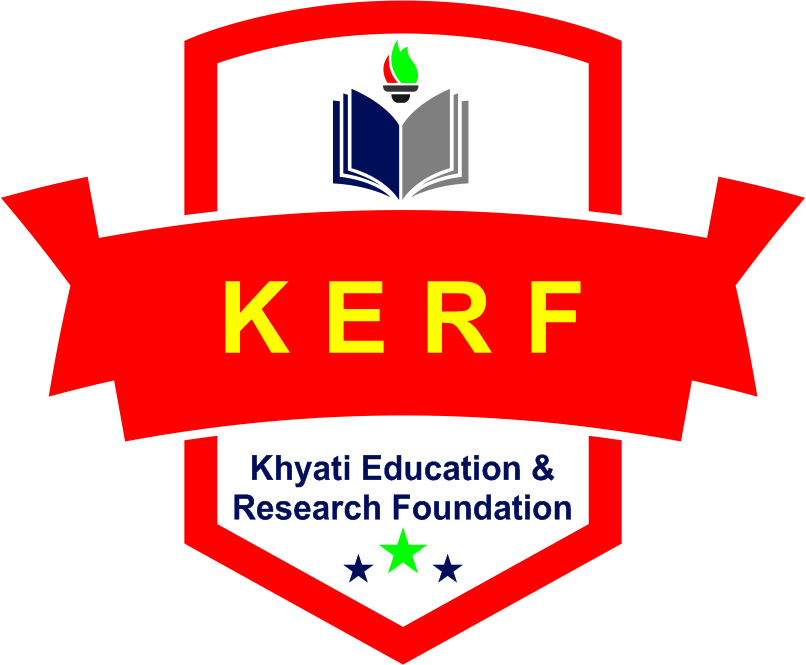 logo of Khyati Education and Research Foundation